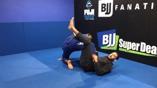Learn the 'KneeBArges' Submission from the 50/50 Guard