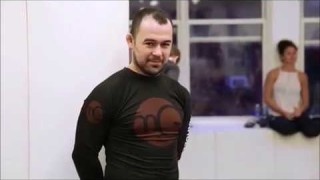 "Marcelo Garcia No-Gi grappling highlight, ""Hard work and creativity"""
