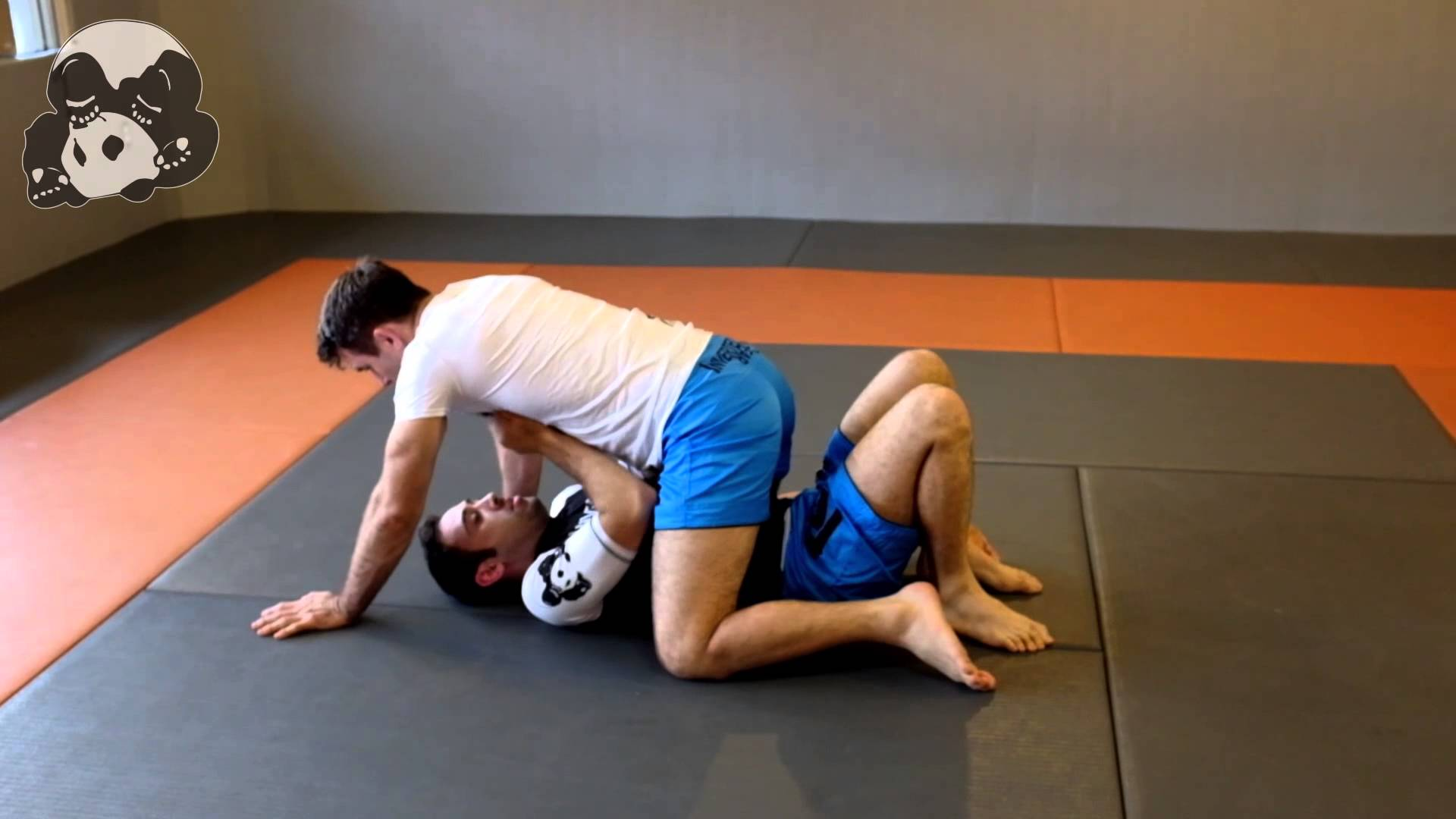 Mount escapes to leglocks – Reilly Bodycomb
