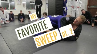 My Favorite Sweep as a Black Belt – Part 2 | Jiu Jitsu Brotherhood