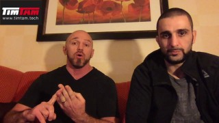 Nutrition and Training with Mike Dolce and Coach Zahabi