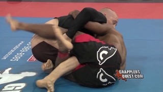 Submission Superfight – Jeff Glover Battles Wilson Reis at Grapplers Quest Grappling Expo