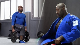 Teddy Riner Strength & Conditioning Training