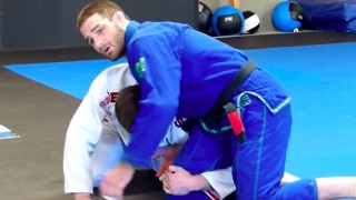 Countering The Single Leg with a Triangle- Travis Stevens
