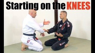 What To Do When You're Starting On Your Knees