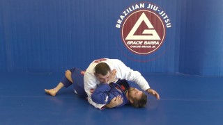 Wrist Lock From Top Half Guard by Fabiano Scherner