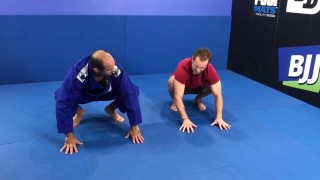 Yoga for BJJ by Josh Stockman