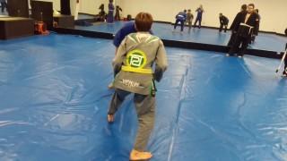 4 years of wrestling vs 2 years of Jiu Jitsu