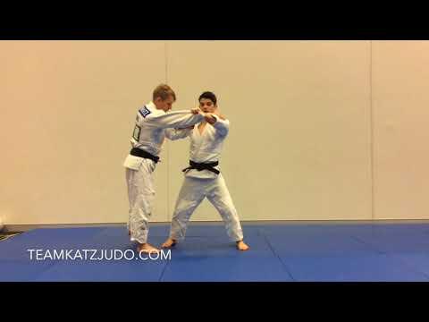 A small stab into Tai otoshi by 2016 Olympian Josh Katz