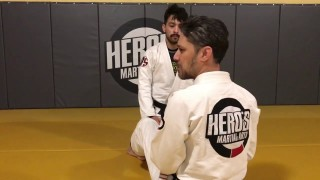 BJJ Armdrag Technique and Drills-  GumbyOTM