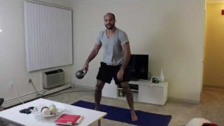 Bjj Workout At Home (With Kettlebell) – Bernardo Faria