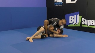Butterfly Cradle To Backtake by Yuri Simoes