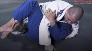 How To Sweep From Deep Half Guard   Evolve