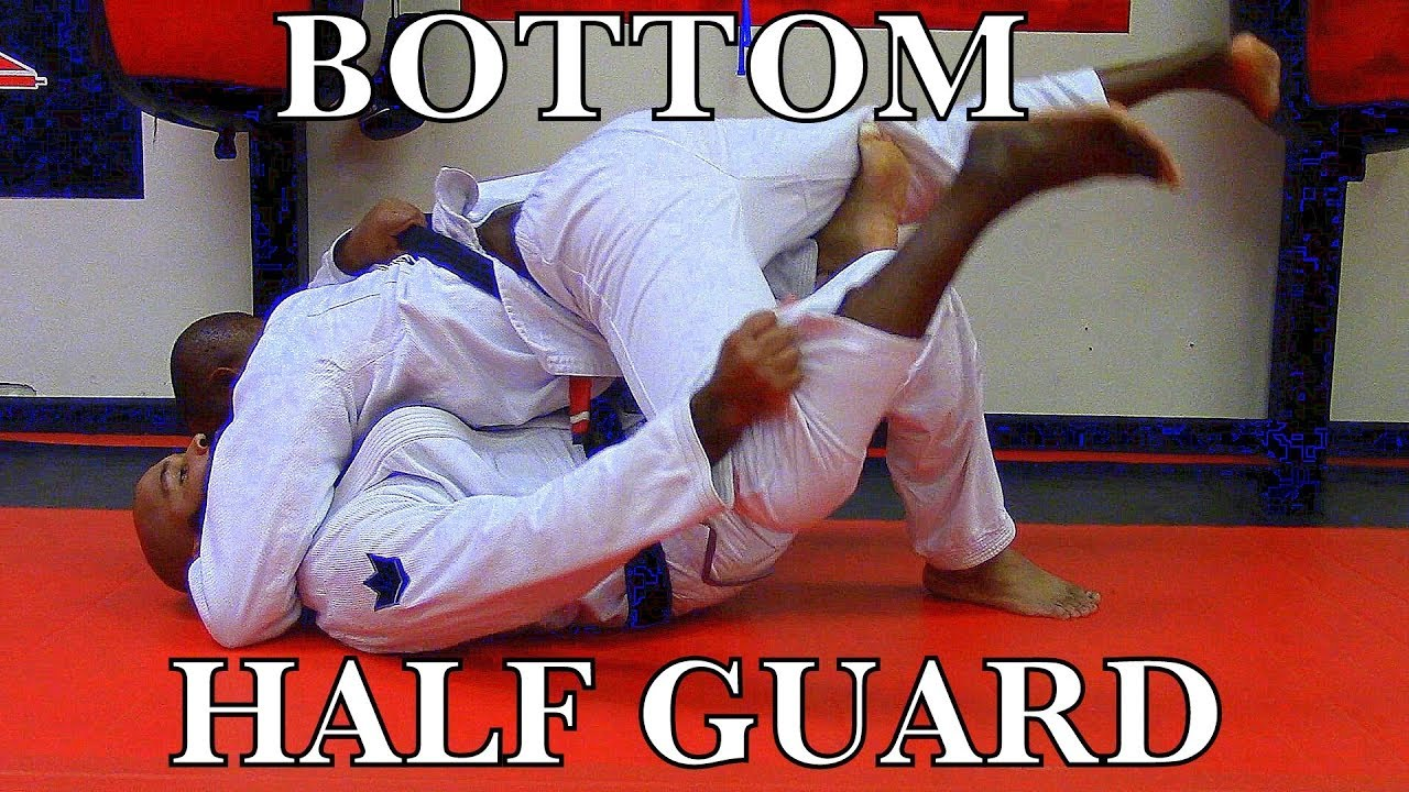 Half Guard | Re-Guard and Sweep with Christian Diaz
