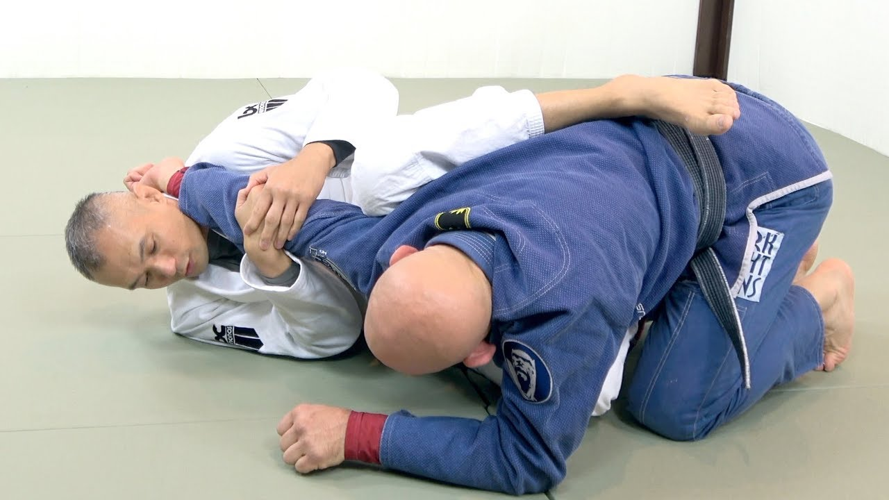 How to do the 'Pressing Armbar' -Stephan Kesting