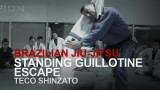 How To Escape The Standing Guillotine Choke | Evolve MMA