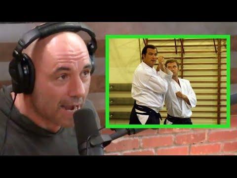 Joe Rogan – Is Steven Seagal Legit? | WATCH BJJ