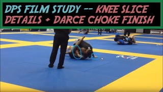 Knee Slice Details + Darce Choke Finish – Dan Sweeney