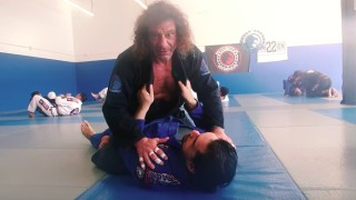 Kurt Osiander's Self Defense Armlock