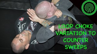 Loop Choke Variation to Counter Sweeps – Alain Pozo