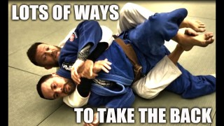 Lots of Ways to Take The Back – Basic & Not-So-Basic Knight Jiu-Jitsu