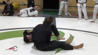Modified Americana from Side Control Bjj AfterForty