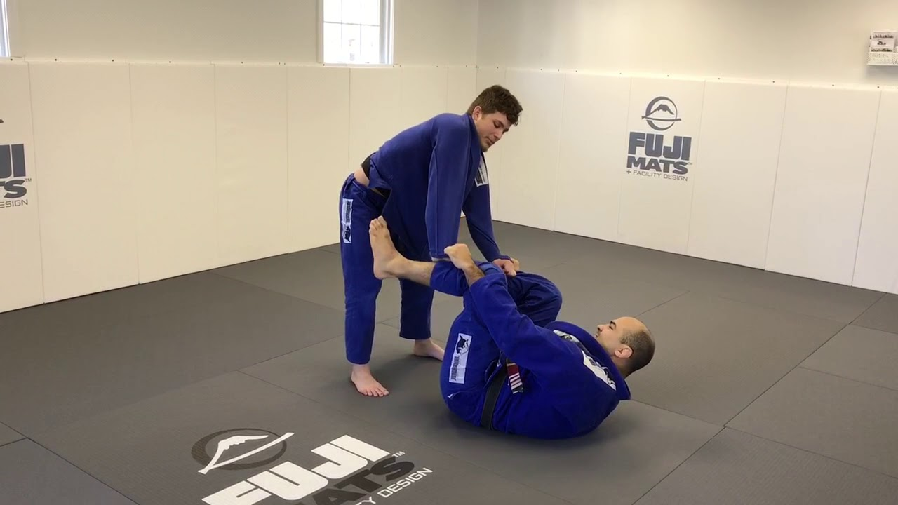 Purple Belt World Champ's Way of Shutting Down the Spider Guard