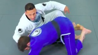 Back-take via collar drag – Renzo Gracie