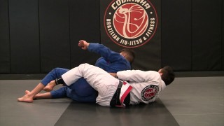 Reversal DLR to DLR Sweep attempt to the Back – Cobrinha