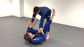 Spider Guard pass that actually works – with competition footage