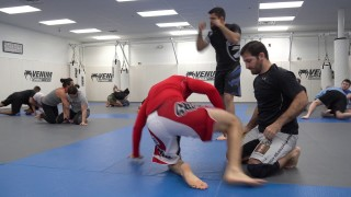 Superior Arm Drag from Butterfly Guard- Robert Drysdale