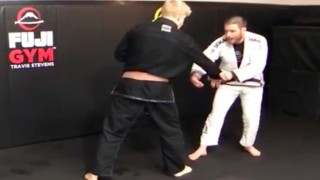 Travis Stevens Shows a BJJ Takedown – Arm Drag To Whip