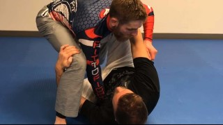 Jiu-Jitsu Sweep & Submission Chain | Butterfly to X-Guard to Back to Submission