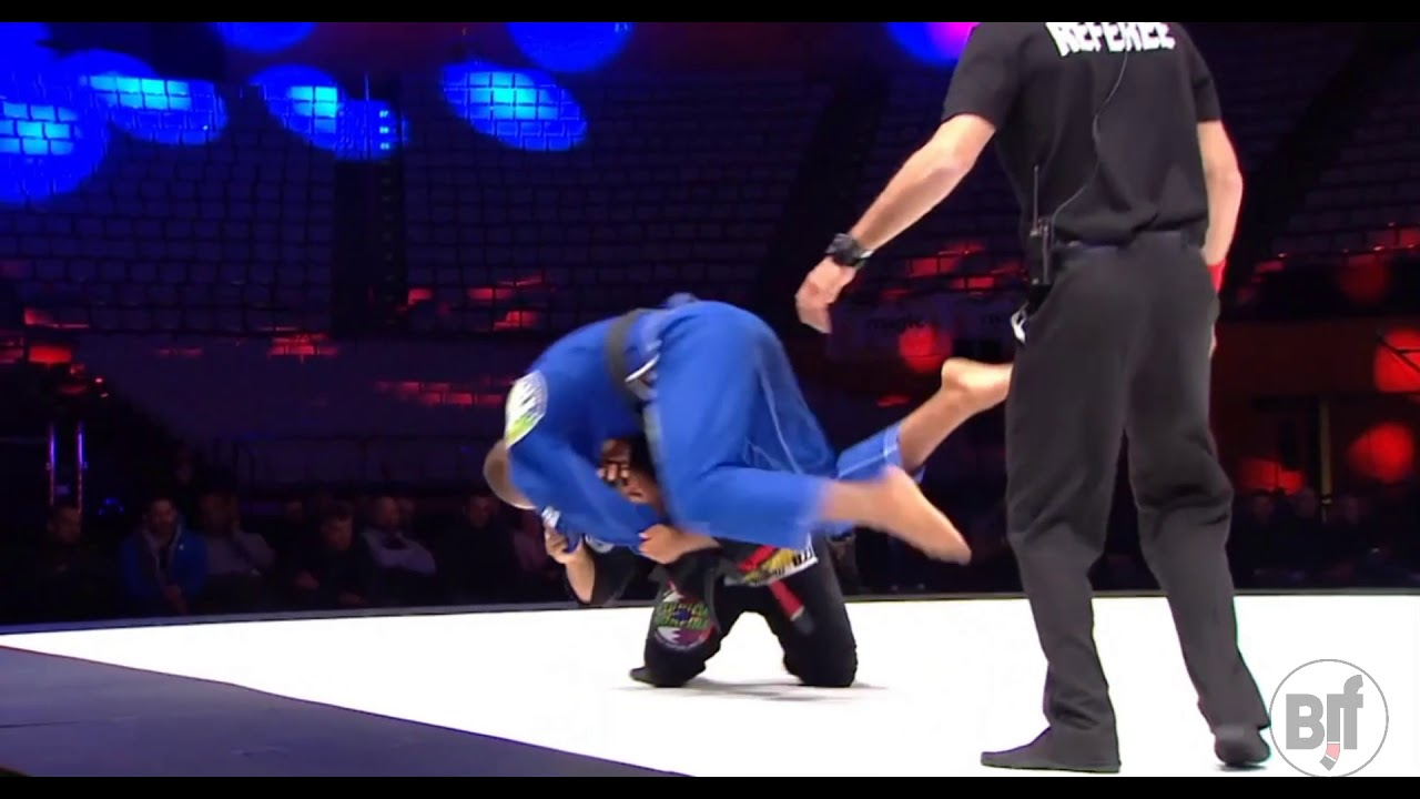 ALL takedowns from ACB JJ 11