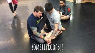 Butterfly Triangle Drill against Sprawl – ZombieProof