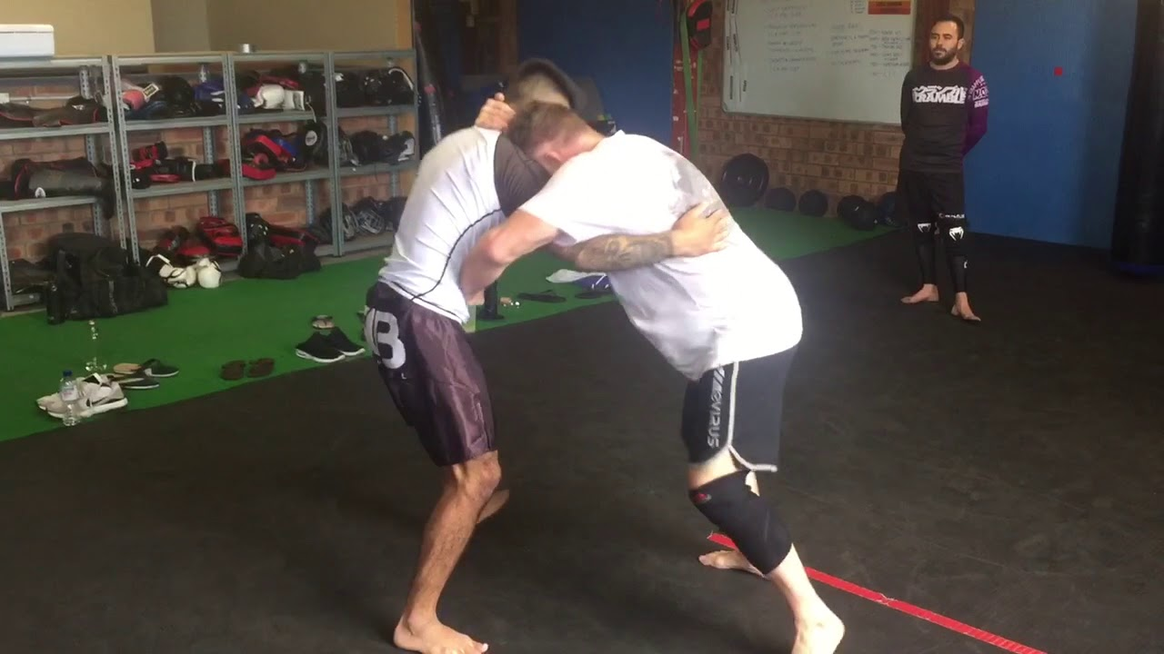 Chris Haueter: Head Inside Low Single Leg Takedown