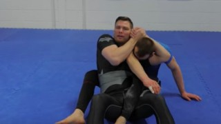 Darce Choke the Guy on Your Back- David Morcegao
