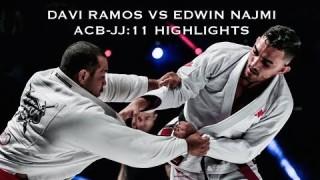 Davi Ramos Edwin Namji – ACB JJ:11 Highlights
