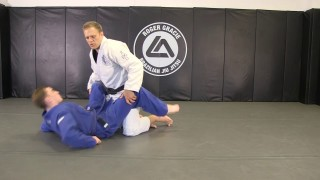 Ezekiel as a counter to a frustrating closed-guard – Nic Gregoriades