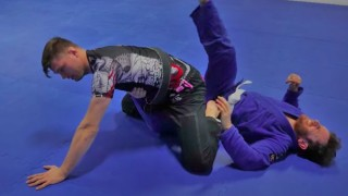 Attacking the New-School Straight Footlock- David Morcegao