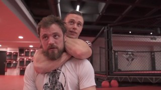 Crossfit Champions try to Grapple with Gunnar Nelson