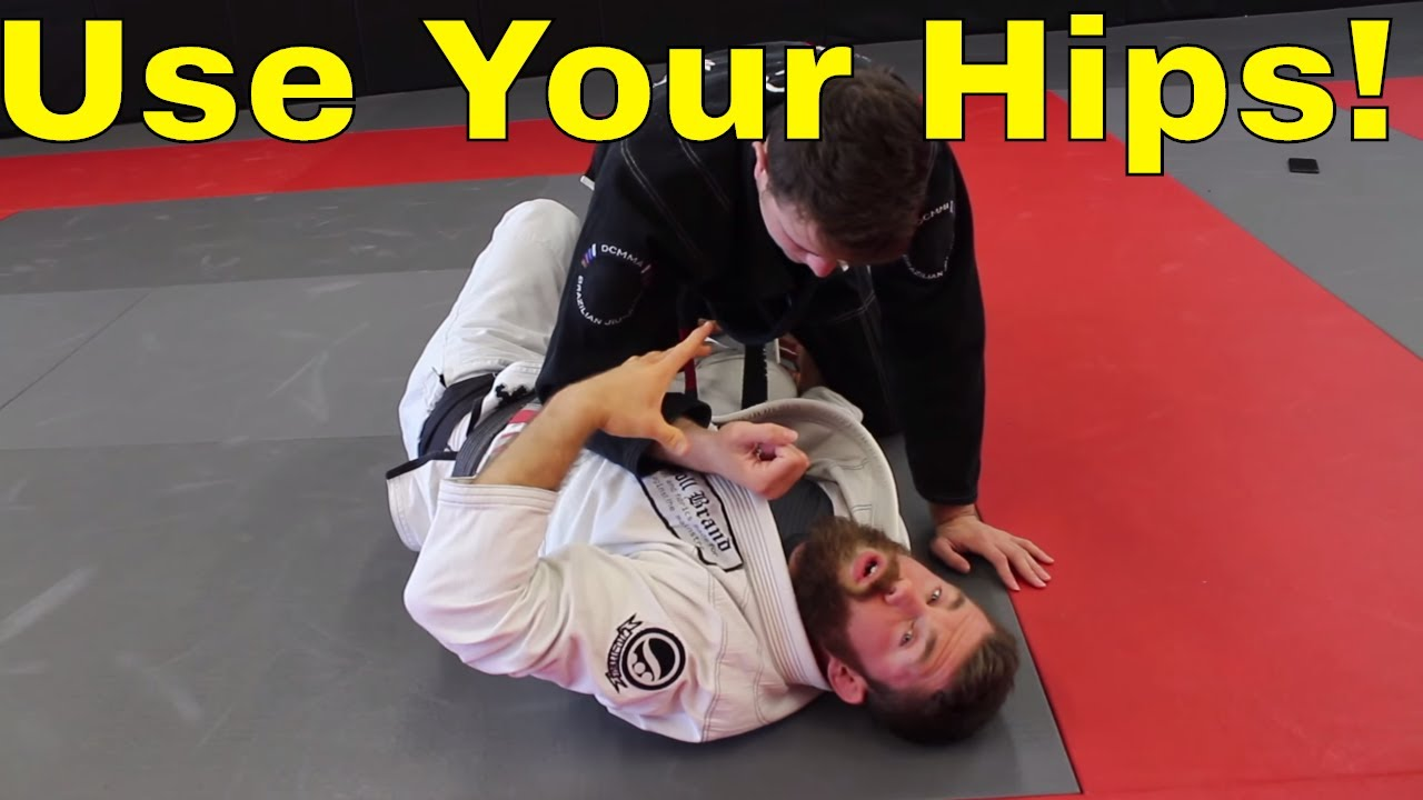 How to Make Half Guard work against Wrestlers in BJJ