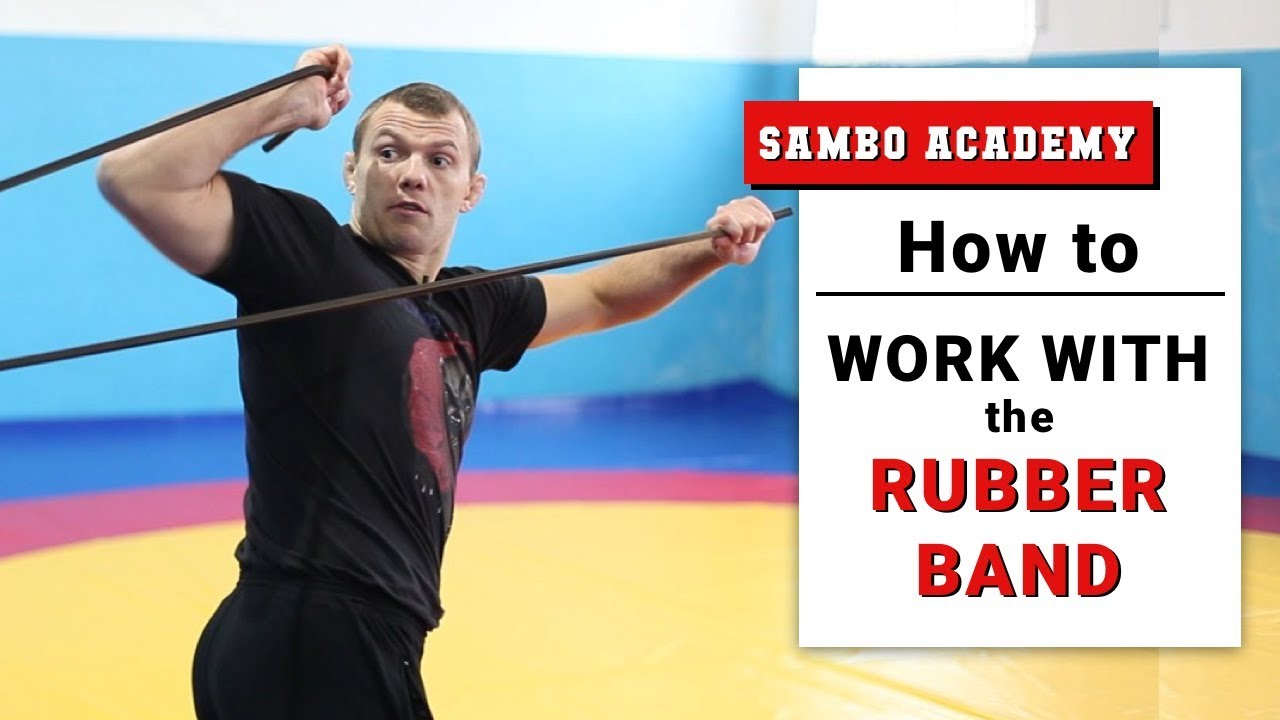 How to work with the rubber band. It's pros and cons