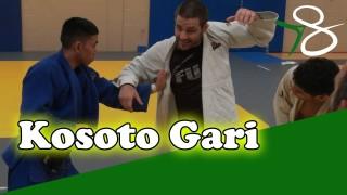 Kosoto Against Stiff Arms- Travis Stevens