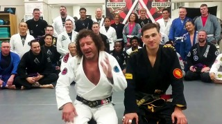 Kurt Osiander's Move of the Week – Open-Butterfly Guard Pass