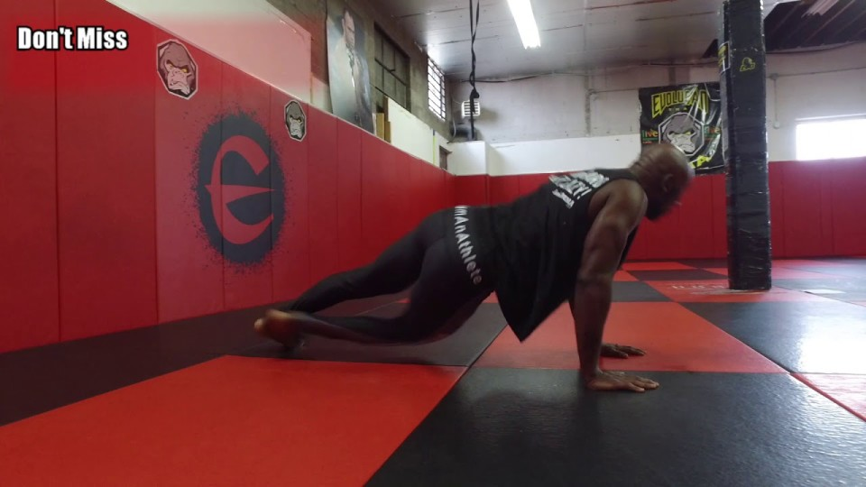 MMA/Grappling Bodyweight Workout by Funk Roberts