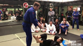 One Huge Mistake I see Grapplers Make – And a drill to correct it – Keenan Cornelius