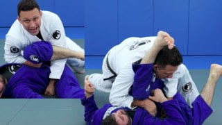 Renzo Gracie's Unblockable Stacking Guard Pass