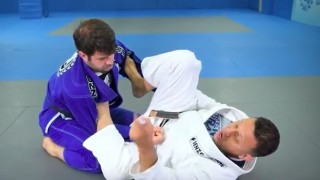 Renzo Gracie's Lasso-Pendulum Sweep To Triangle
