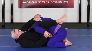 Ricardo Liborio BJJ Tip of the Month: Kimura Submission from Frame Guard